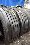 Вантажні шини б/у 385/65 R22.5 Next Tread NT RHT, 10/12 мм, пара+одна, фото 3