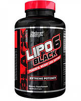 Nutrex  Lipo 6 Black (120 caps)