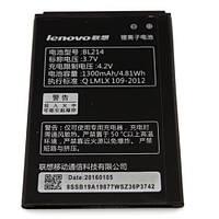 Батарея Lenovo BL214 A269 A316 A208T A218 A300T