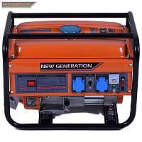 Генератор бензиновий New Generation NG2800H 2,5/2,8кВт