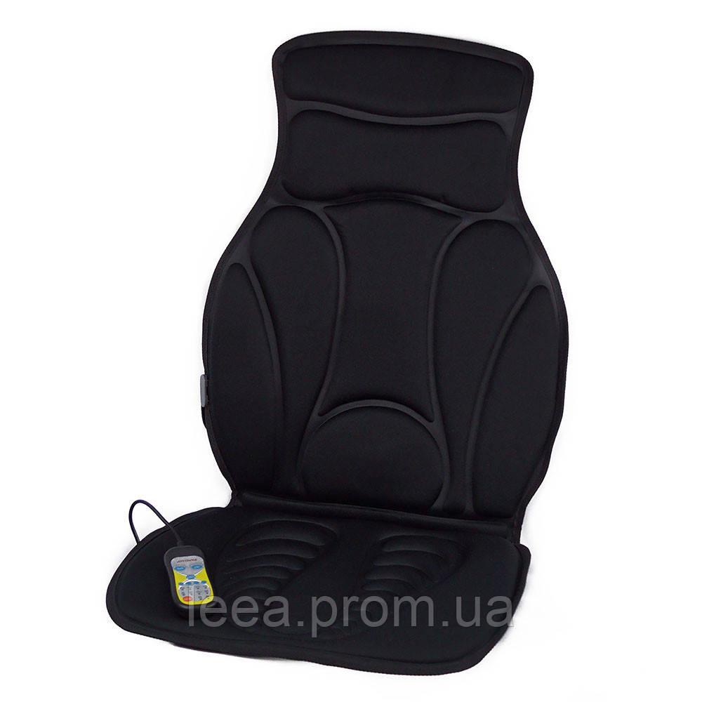 🔝 Автомобильная массажная накидка, Pangao FM-9504B2, накидка массажер в машину
