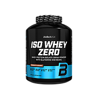 BioTech USA Iso Whey Zero 2,27kg