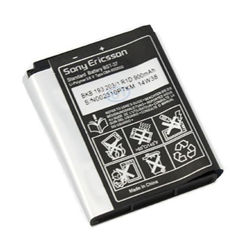 Батарея Sony Ericsson BST-37 J210 J230 K600 K750 W800 W810 Z520 Z710