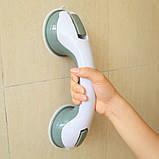 🔝 Ручка поручень, Helping Handle, на вакуумных присосках для ванной, с доставкой по Киеву и Украине   🎁%🚚, фото 9