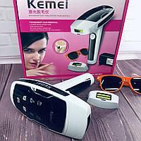 Лазерный эпилятор Kemei TMQ-KM 6812