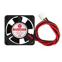 Вентилятор 50мм 24В 2пин кулер для видеокарты, 3D-принтера