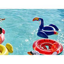 """Дитячий надувний круг """"Тукан"""" (від 3-х років), фото 3"""