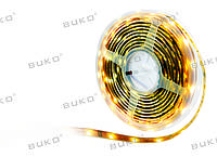 Светодиодная гибкая лента BUKO BK8000 24W 60LED IP20 (5м.)
