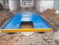 Модернизация автомобильных весов 18 метров 80 тонн с удлинением платформы, фото 1