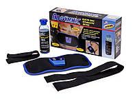 🔝 Пояс для похудения ABGymnic (Абджимник), миостимулятор, в подарок токопроводящий гель 250 мл. | 🎁%🚚