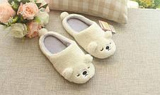"""Тапочки """"Белый мишка"""", фото 2"""