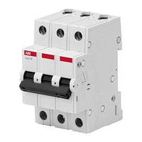 Автоматический выключатель ABB BMS413C40, 40А, C, 3 п., 4.5 кА (2CDS643041R0404)