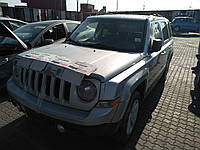 Авторазборка Jeep Patriot Latitude 2012 Silver 2.4L США