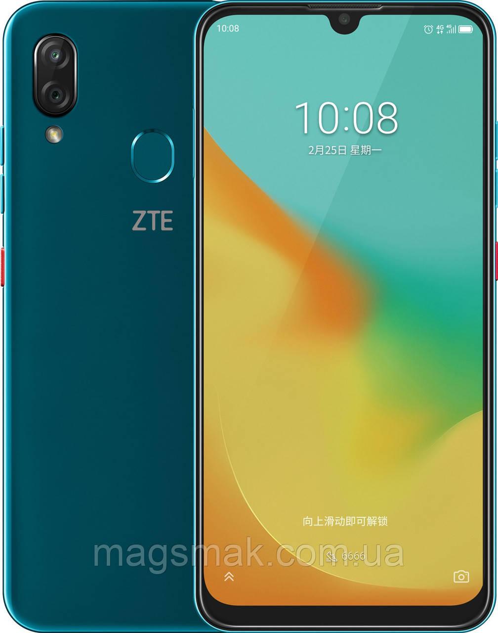 Смартфон ZTE BLADE V10 Vita 3/64GB Green