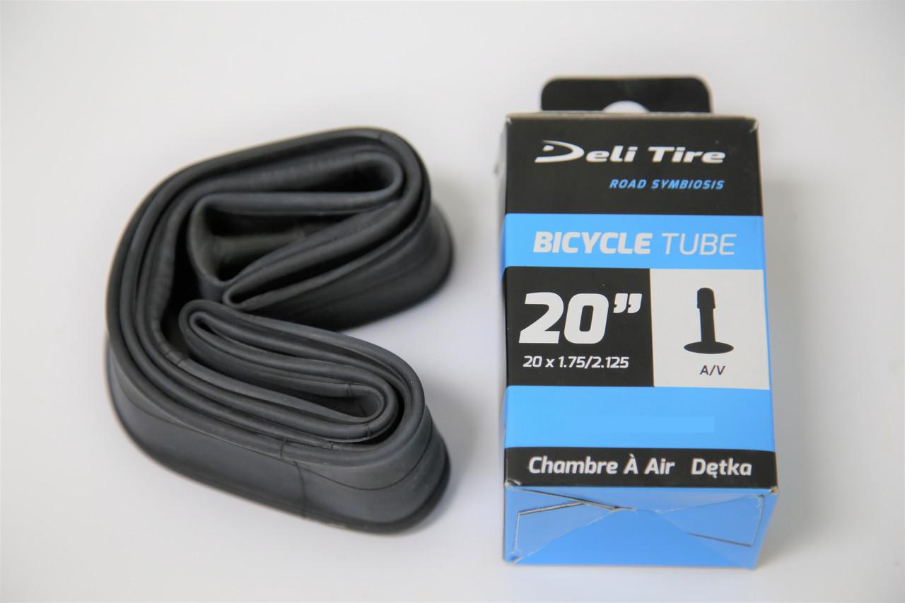 """Камера Deli Tire 20 x 1.75/2.125"""""""