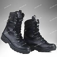 Берцы демисезонные / военная, тактическая обувь ОМЕГА Gen.II (черн)