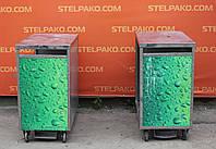 Стол из нержавеющей стали для пивных кег, ролл-бар, 100х50х85 см., универсальный, Б/у