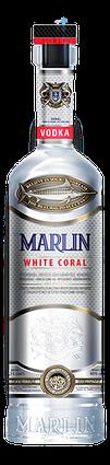 Водка Marlin White Coral / Белый коралл 0.7л, фото 2