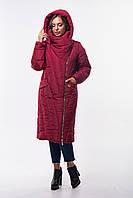 Зимняя Модная  куртка-одеяло женский(46-56) , доставка по Украине