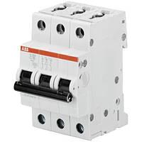 Автоматический выключатель ABB S203-C3 (2CDS253001R0034)