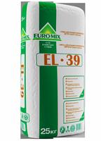 Евро-микс EL 39 смесь для кладки клинкерного кирпича (серого цвета)