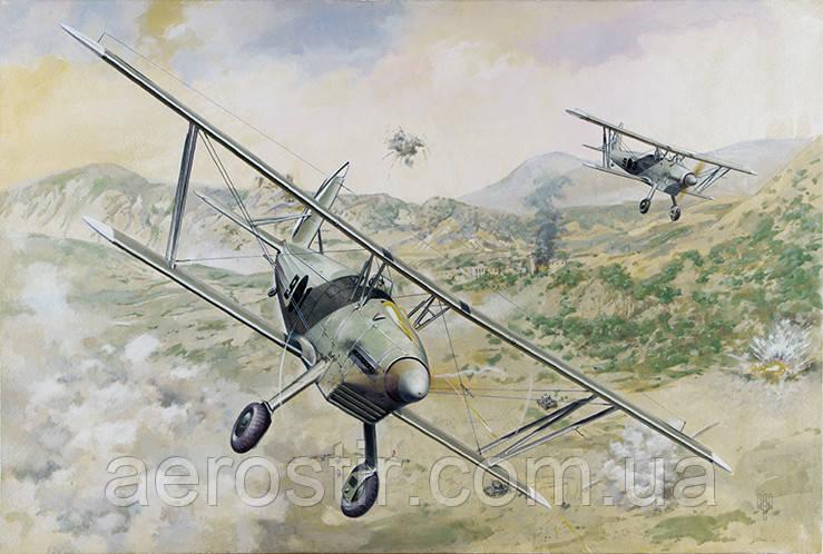 Arado Ar 68E 1/48 Roden 427