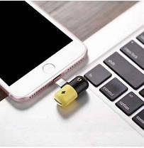Переходник iPhone5/6 для зарядки и наушников (2в1) LIGHTING SPLITTER, фото 2