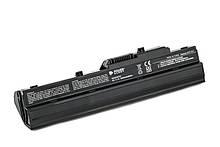 Аккумулятор PowerPlant для ноутбуков MSI LG X110 (BTY-S11, MI1212LH) 11.1V  5200mAh
