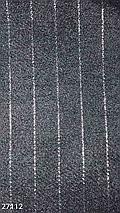 Лаконичный сарафан в деловом стиле глубокий вырез спереди цвет черный, фото 3