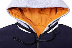 Демисезонная двусторонняя куртка мужская, фото 3