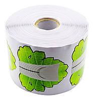 Формы широкие для наращивания ногтей, зеленый листок, 500 шт.