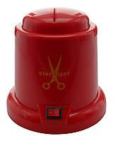 Стерилизатор кварцевый Tools Sterilizer YM-9001B пластиковый красный