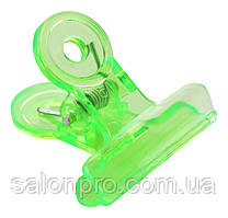 Прищепка большая для зажима ногтей (для создания арки) пластиковая, 3 см