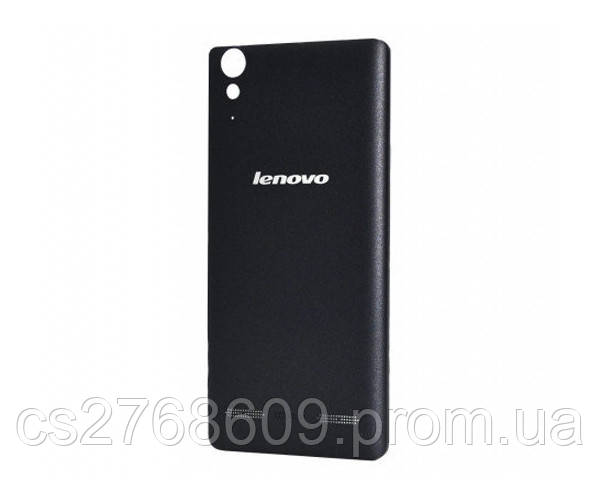 "Задня кришка Lenovo A6000 (black) ""Original"""