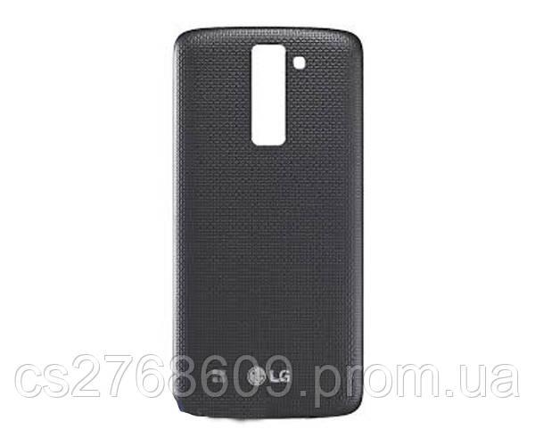 "Задня кришка LG K8 (black) ""Original"""