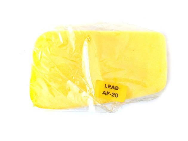 Элемент воздушного фильтра HONDA LEAD AF-20 пропитаный (ЖЕЛТЫЙ), фото 2