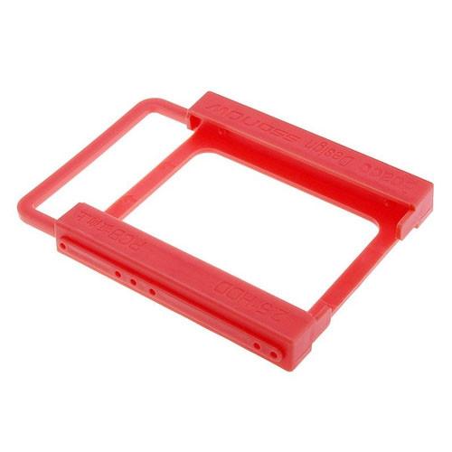 Переходник для SSD, НDD 2.5 на 3.5, пластик