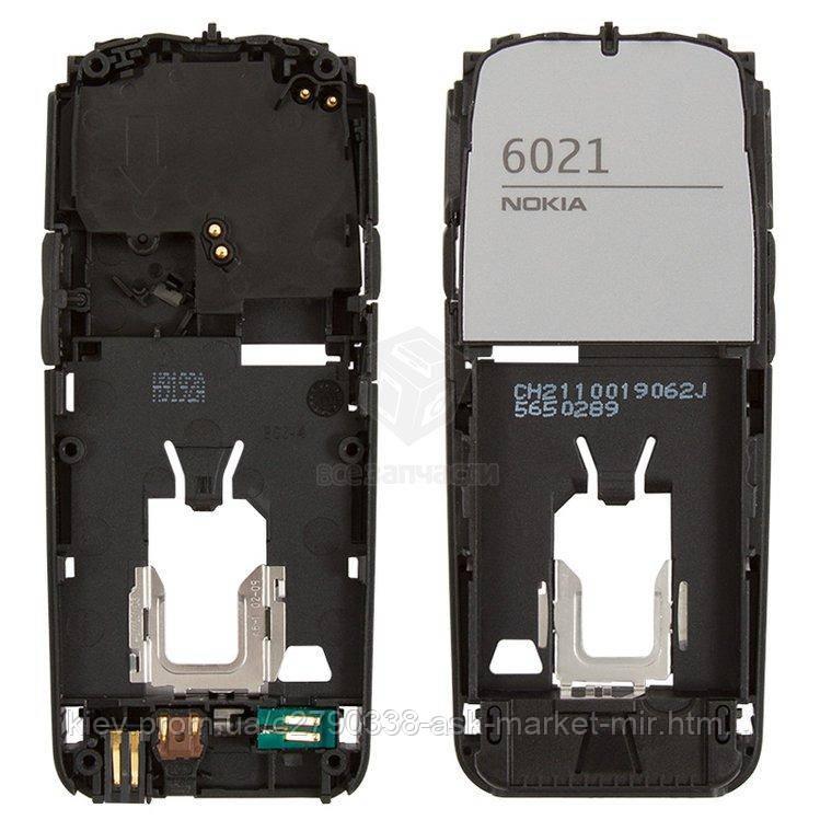 Средняя часть корпуса для Nokia 6021 Original Полная