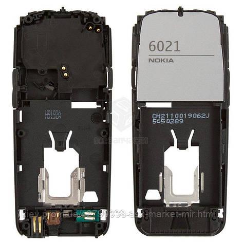 Средняя часть корпуса для Nokia 6021 Original Полная, фото 2