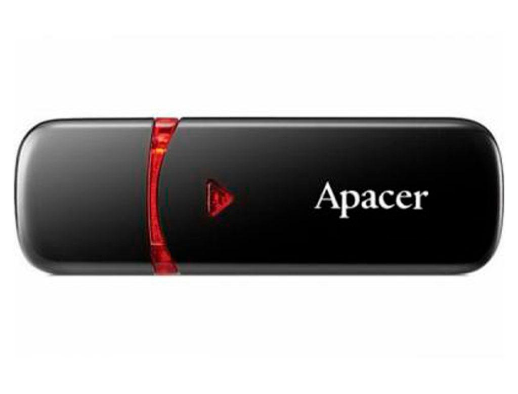 USB флеш накопитель Apacer 32GB AH333 black USB 2.0