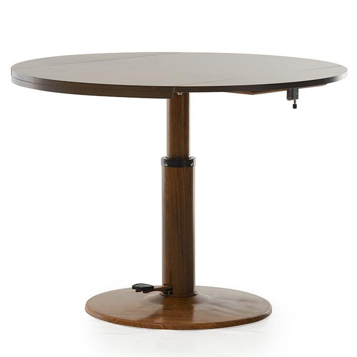 Стол обеденный TMT-31 Орех Экко 105х105х75 см.