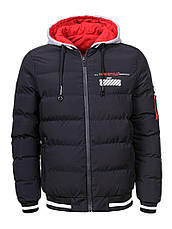 Демисезонная двусторонняя куртка мужская, фото 2