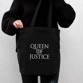 "Экосумка GoT ""Queen of justice"", фото 3"