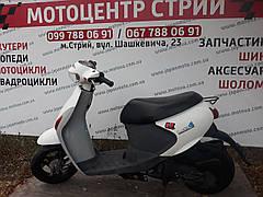 Cкутер Suzuki Lets 4 (білий)