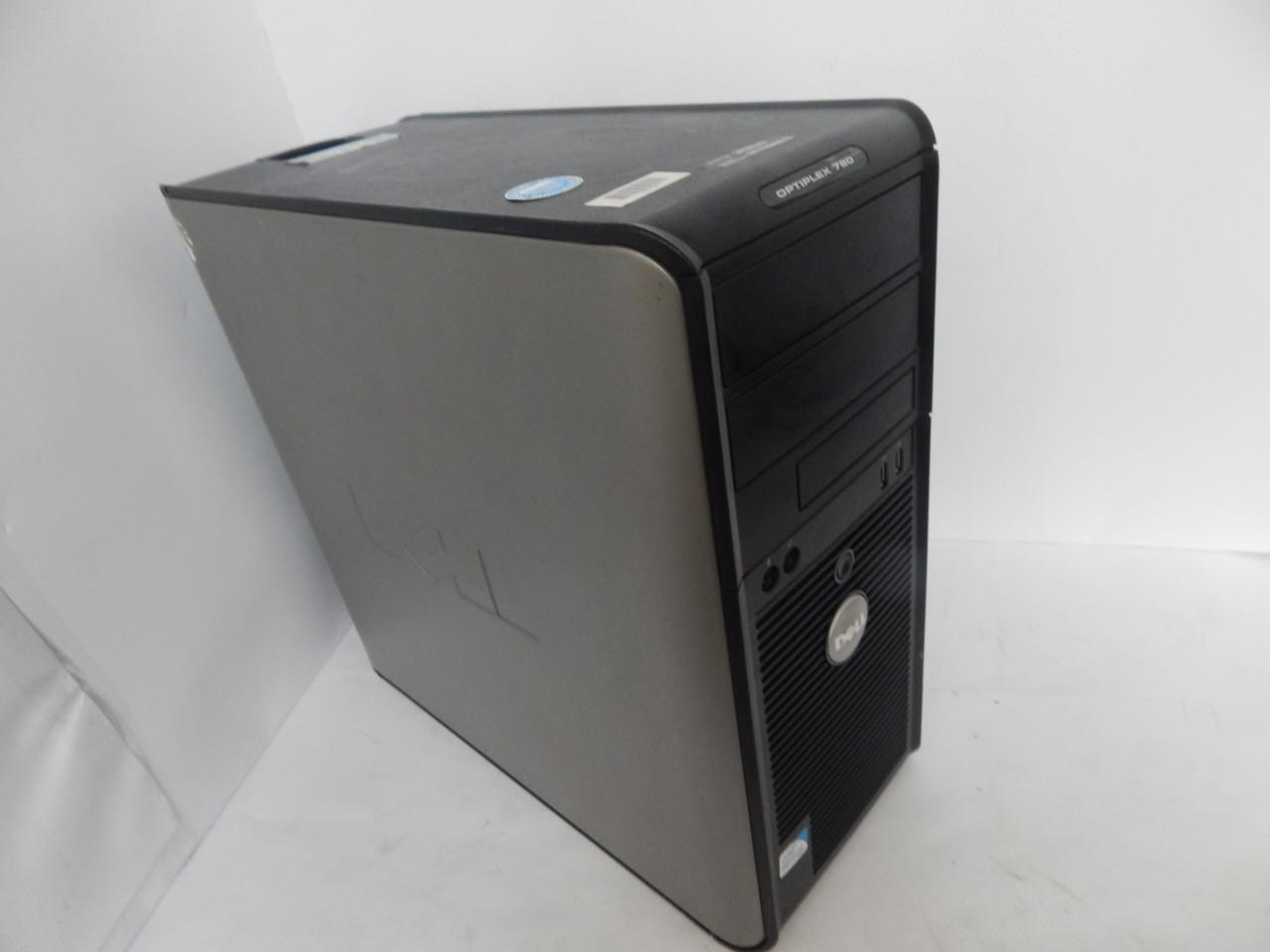 4-х ядерный системный блок Dell 780 с проц.Q6600 ОЗУ-4ГБ DDR3, дис 250ГБ