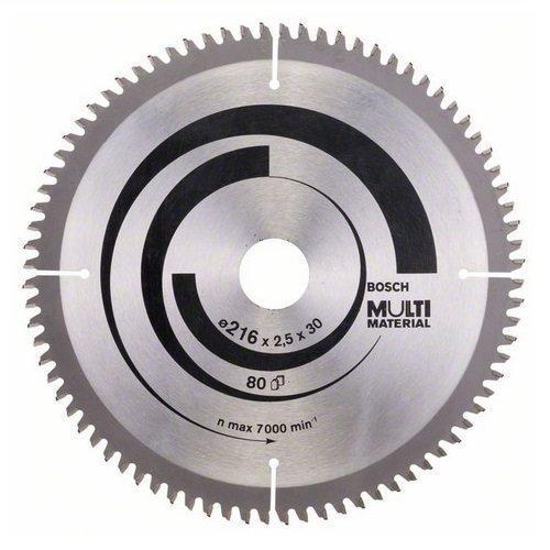 Диск пильный Bosch Multi Material 254x3.2/2.5, Z80
