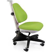 Детское регулируемое кресло Mealux Conan зеленое