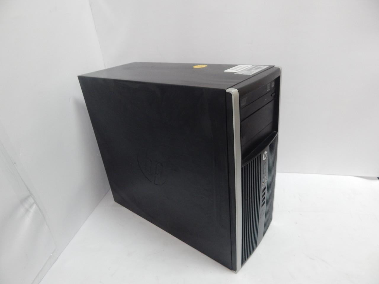 4-ех ядерный системный блок HP, компьют Q6600 4 ГБ DDR3