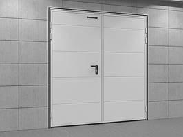 Двери технологические двухстворчатые DoorHan
