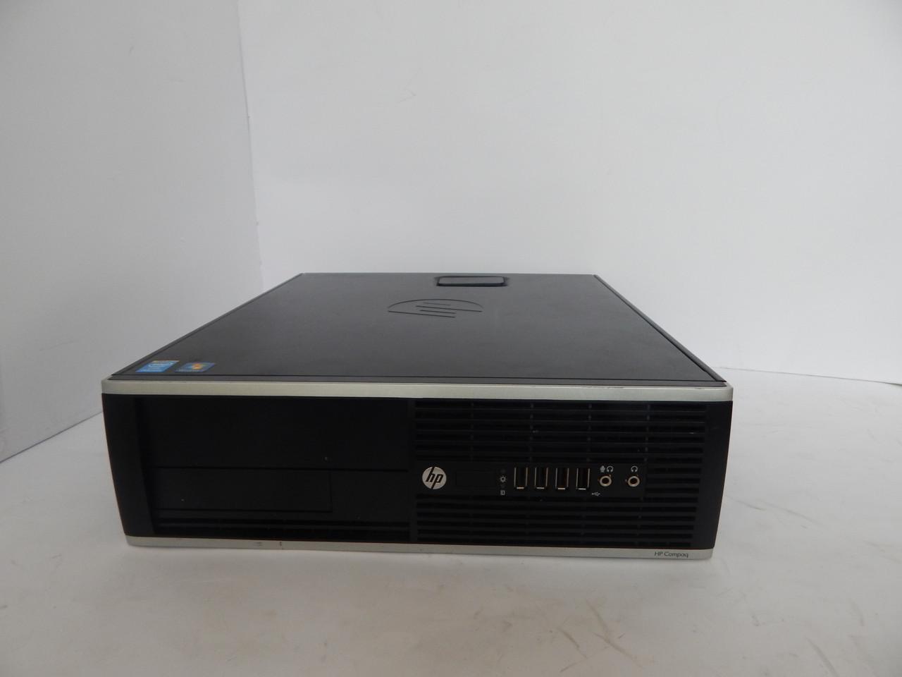Четырёхъядерный системный блок HP проц. XEON 3220 2.40GHz 4ГБ DDR3 диск 160 ГБ